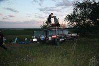 Weiterlesen: 5. Tag kurz vor Kasachstan